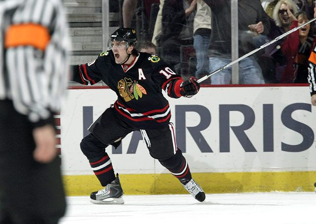 info for 45073 03a68 Chicago Blackhawks black jersey | Favorite Hockey Jerseys ...