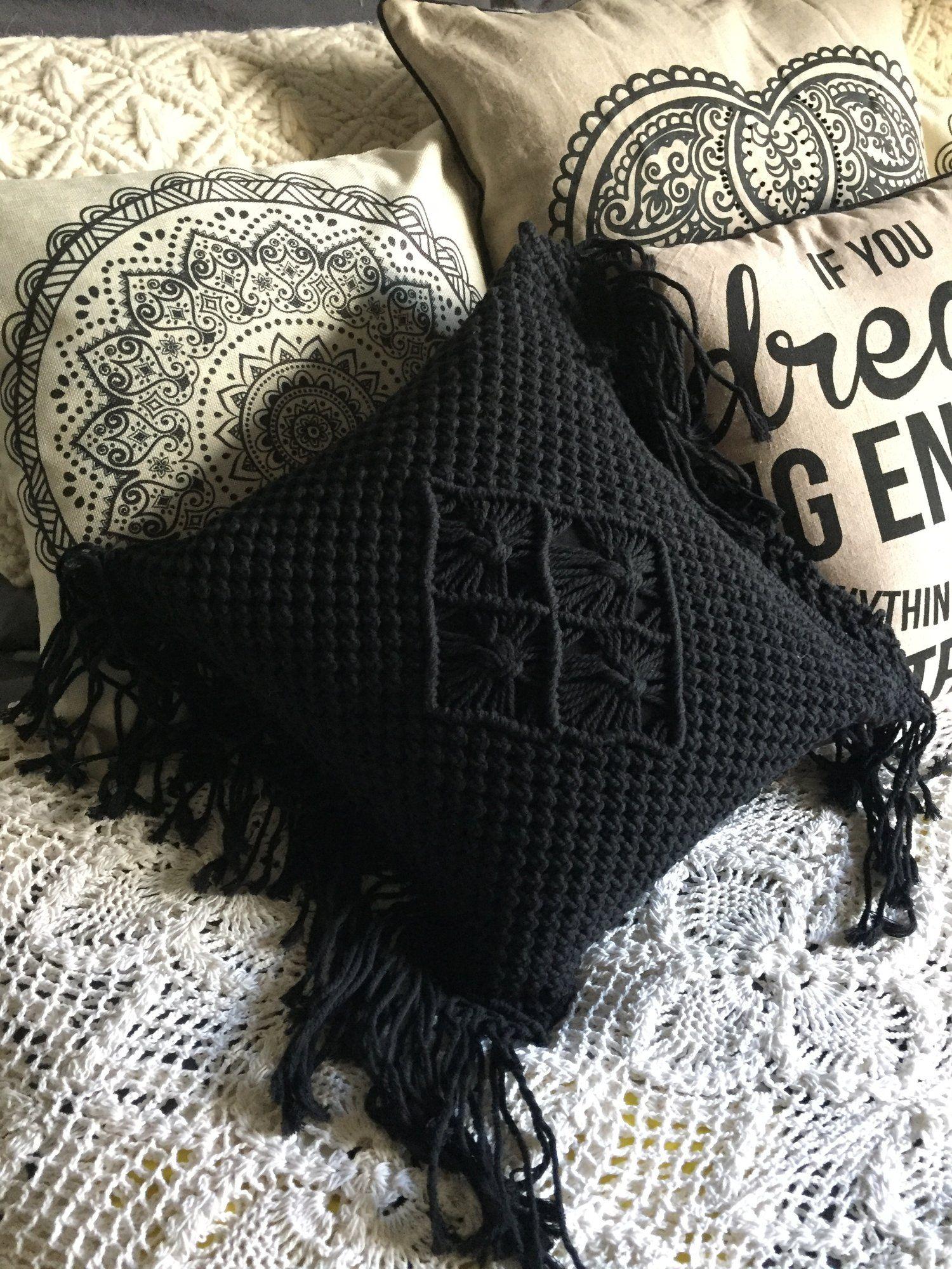 90 macrame cushion covers ideas