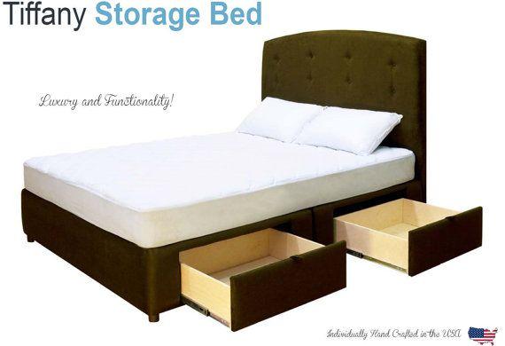 Best King Bed Frames On Sale Storage Platform Bed Tiffany 640 x 480