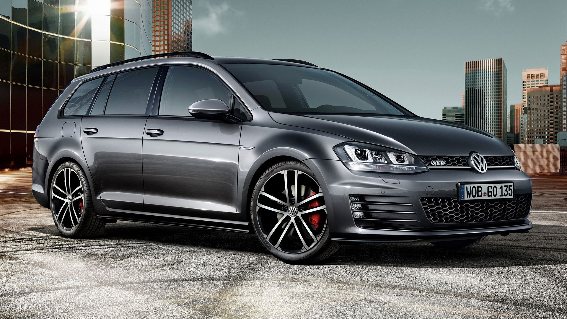 Volkswagen vw golf 7