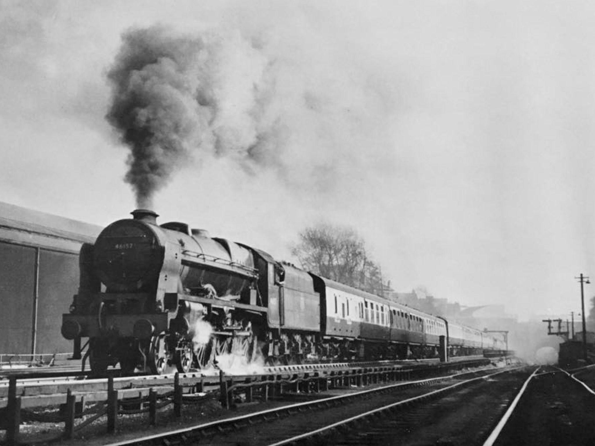46157 The Royal Artilleryman Trains In 2019 Train