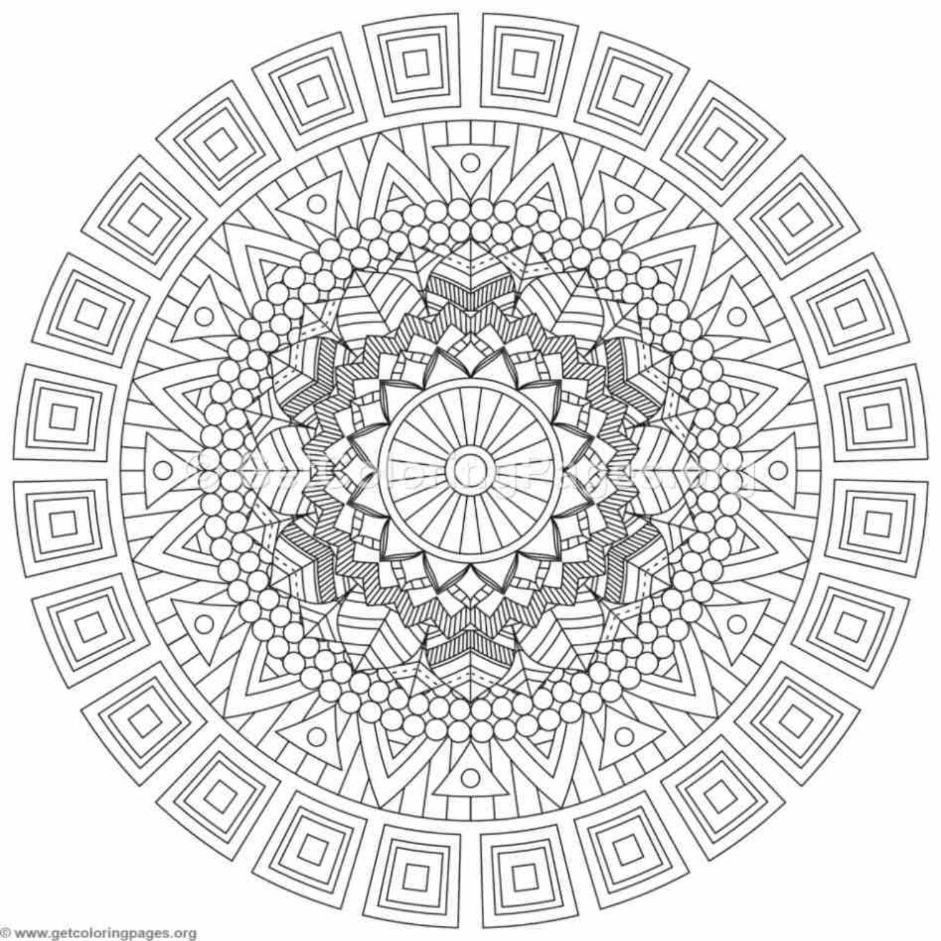 Tribal Mandala Coloring Pages 261 Mandala Coloring Pages Unicorn Coloring Pages Mandala Coloring