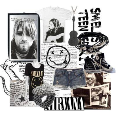 RIP Kurt Cobain.  Between Books