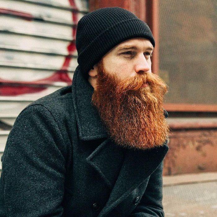 Barbe longue des centim tres et des sentiments style - Barbe hipster chic ...