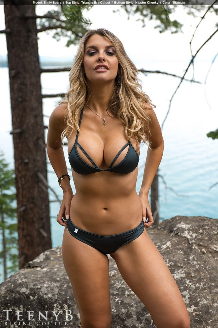 Emily Sears In The Cali-Sun For Visual Apparel