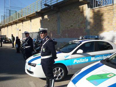 Operazione della Polizia municipale di Giulianova contro l'accattonaggio
