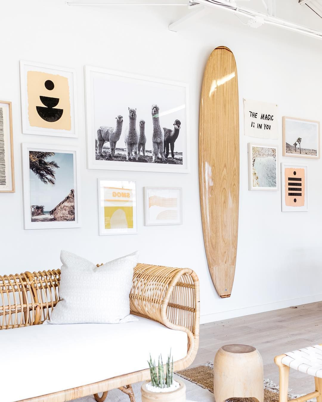 """häti häti home on Instagram: """"Surfboards now available in the shop! We're so excited to finally share these beauties made by @veslpaddleboards exclusive to @hatihome.…"""""""