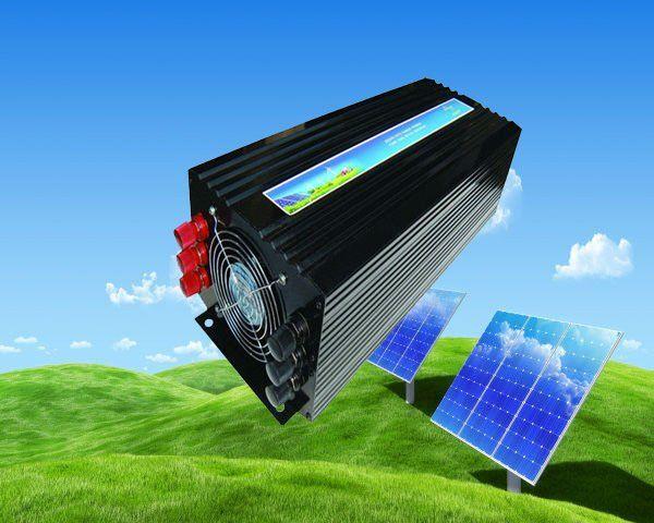 Free Shipping Full Power Off Grid Solar Inverter 4000w Pure Sine Output Dc 12v Or 24v To 220v Or 120v Wind Car Powe Sine Wave Power Inverters Off Grid Inverter