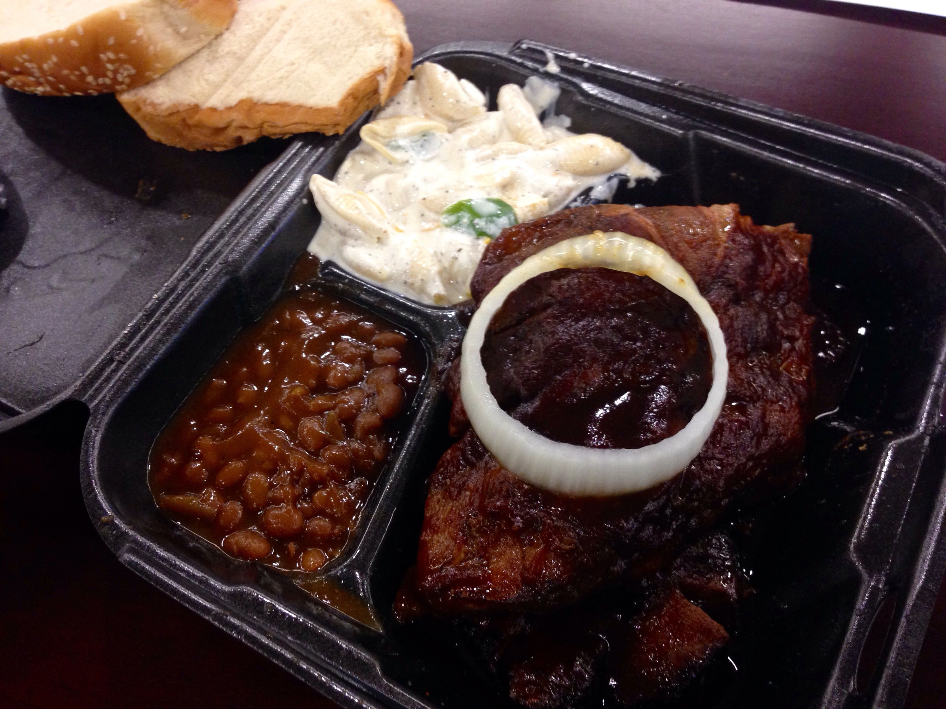 Baby Back Ribs Brisket And Sides To Go From Bbq Grand Champions