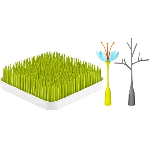 Boon Grass And Stem And Twig Green Blueorange Gray Visit The
