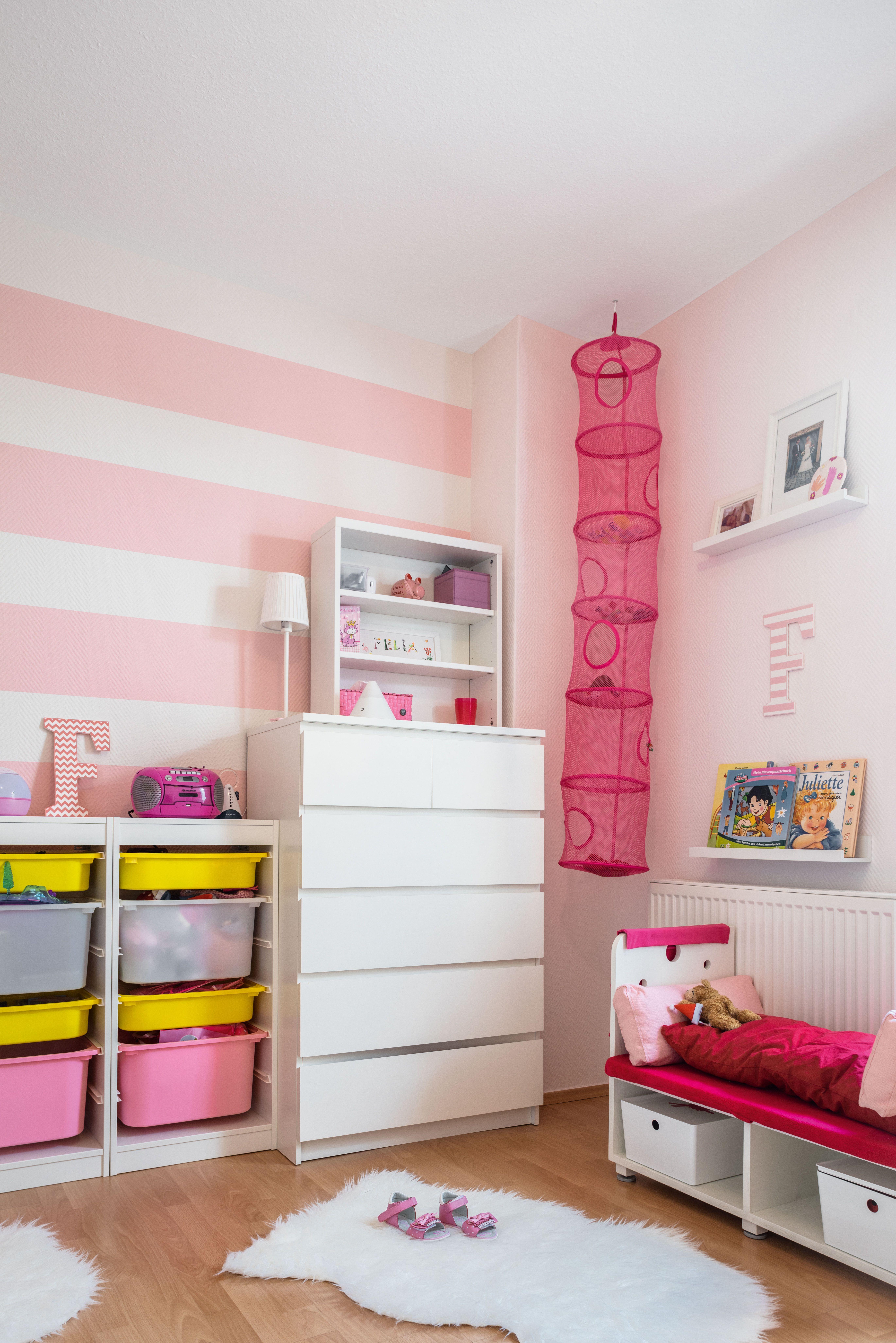 Farbenfreunde Kinder Zimmer Zimmer Kinderzimmer Fur Madchen