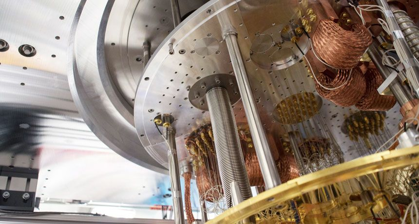 Quantum Computers Take A Step Forward With A 50 Qubit Prototype