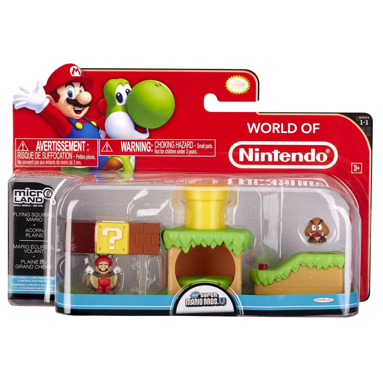 Super Mario Schloss Spielzeug