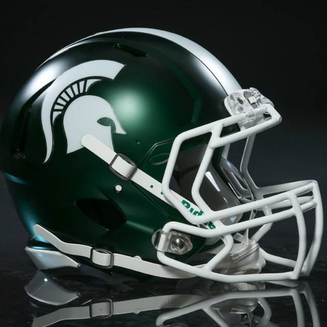 Profile Pictures Michigan State Spartans Michigan State Football Football Helmets College Football Helmets