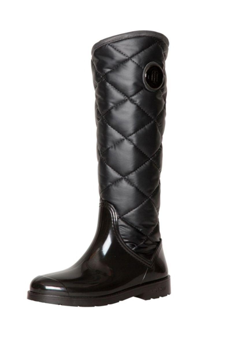 diseño de moda clásico gran descuento shopping e imagenes de celebrities con botas de agua: Tommy ...
