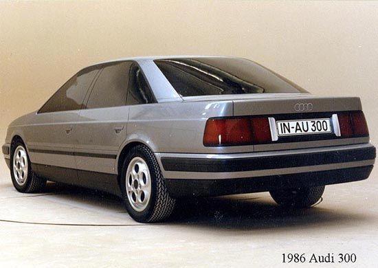 Og 1990 Audi 100 C4 Prototype From 1986 Audi Cars Audi 100