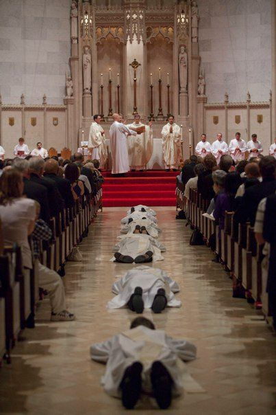 Image Detail For Ordinands Lie Prostrate On The Floor In Prayer Image Prayers Views