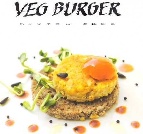 Veg Burger Gluten Free Dal Seme Al Germoglio Dall Idea Al Piatto