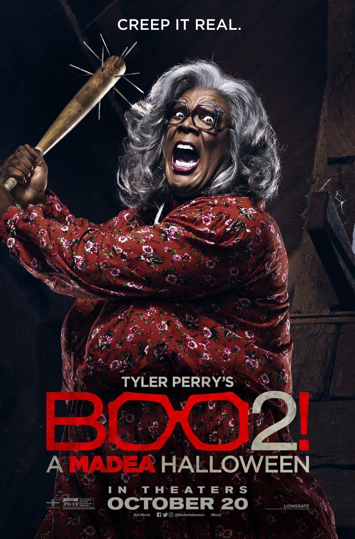 Boo 2 A Madea Halloween Com Imagens Tyler Perry Filmes 1080p
