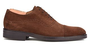 167d7c1c698d Chaussure de ville Corby Patin   Chaussure homme luxe - Richelieu cuir