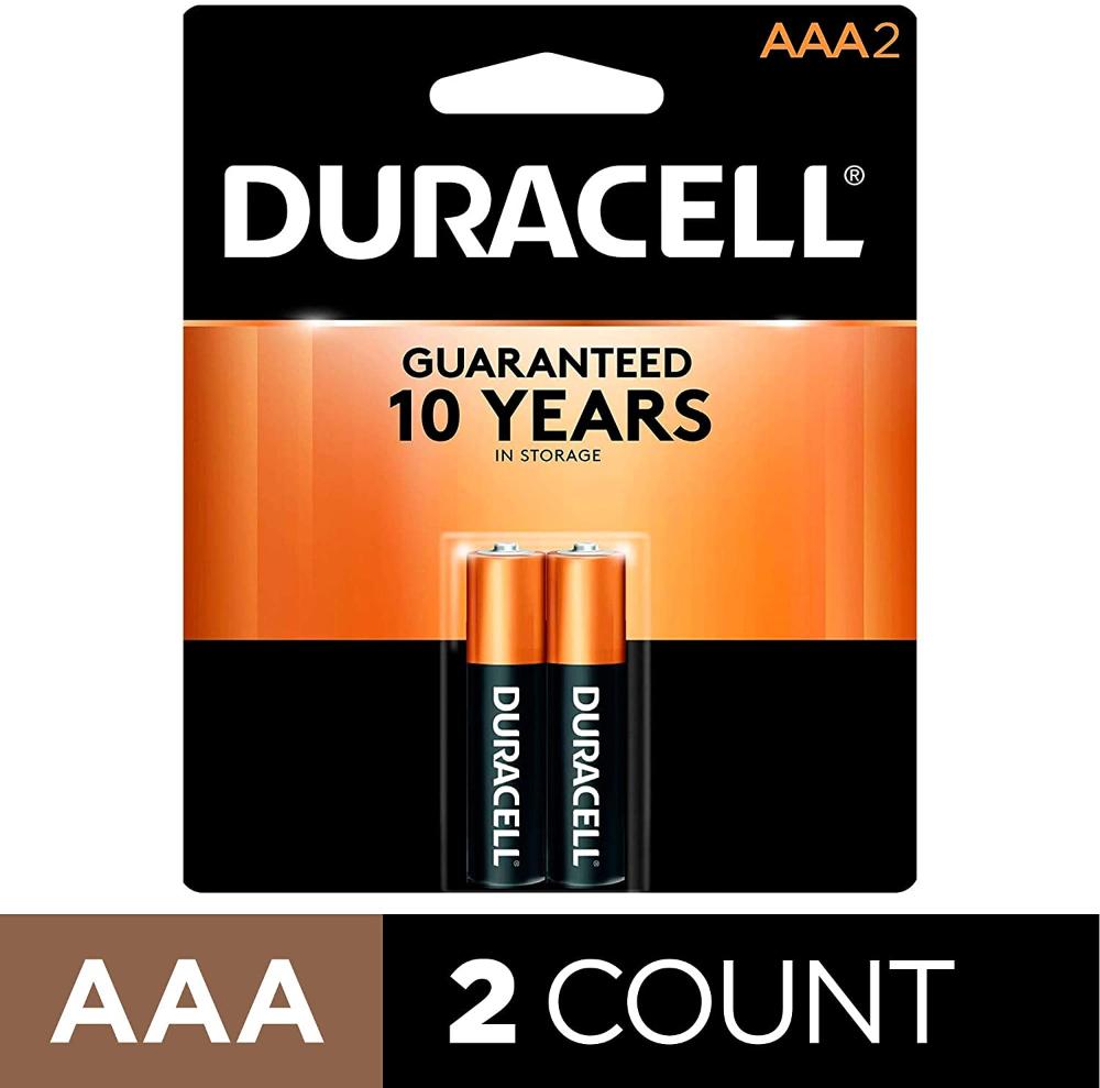 Amazon Com Duracell Coppertop Aaa Alkaline Batteries Long Lasting All Purpose Triple A Battery For Household And Busi Duracell Alkaline Battery Batteries