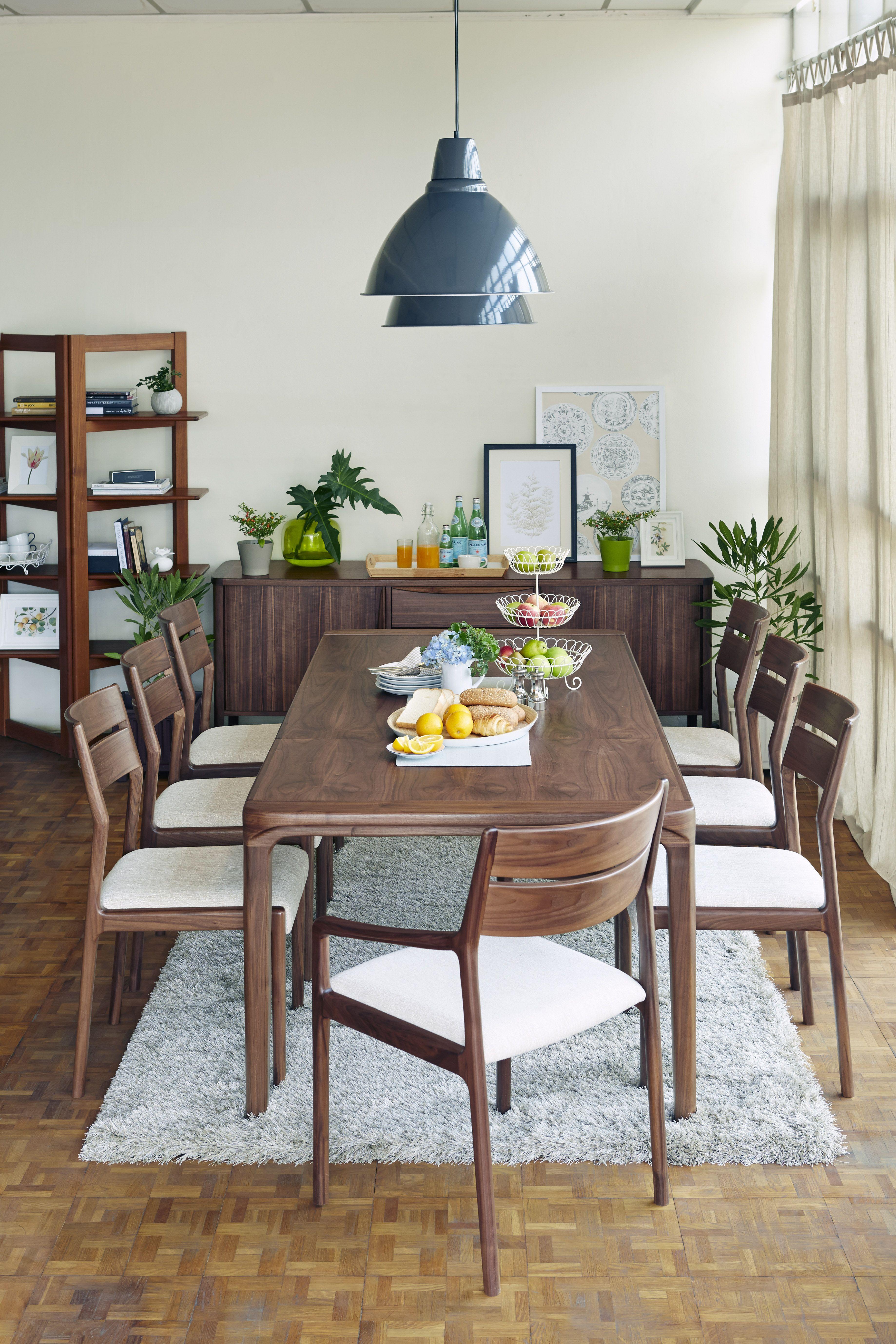 Fs18 House Of Denmark Dining Room Small Dinner Tables Furniture Dining Room Furniture Modern #walnut #living #room #furniture
