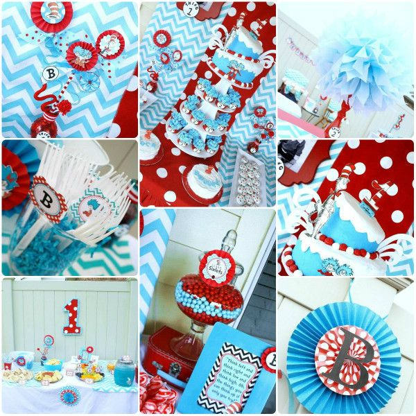 Dr Seuss Baby Shower Ideas Invitaitons