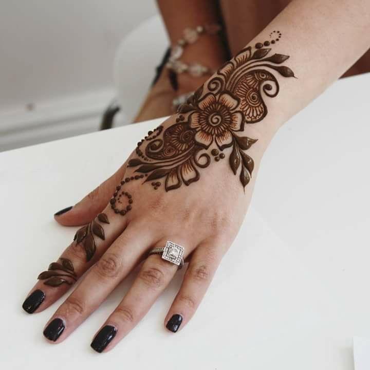 Henna Tattoo Designs For Love: Henna Patterns, Hand Henna, Mehndi Designs