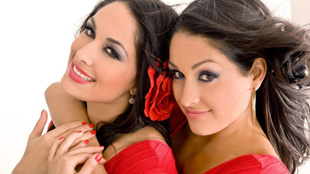 bella twins cute the bella twins hd wallpaper bella