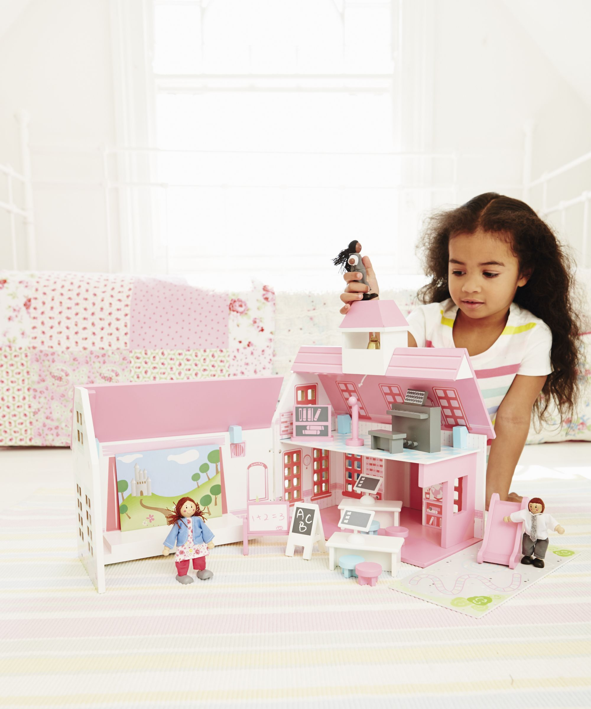 ELC Rosebud School. School TodayHouse FurnitureBaby ToysPlaygroundDoll ...