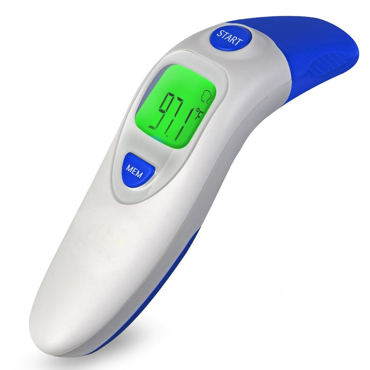 Digital Ear Forehead Thermometer Accurate Baby /& Adult Thermometer