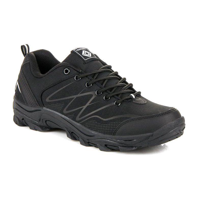 Trekkingowe Damskie Axboxing Czarne Niskie Buty Trekkingowe Ax Boxing Men S Shoes Hiking Boots Shoes