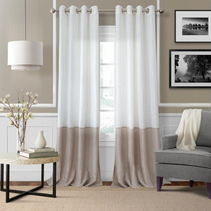 Unique Colors Living Room Curtains In 2020 Elrene Home Fashions