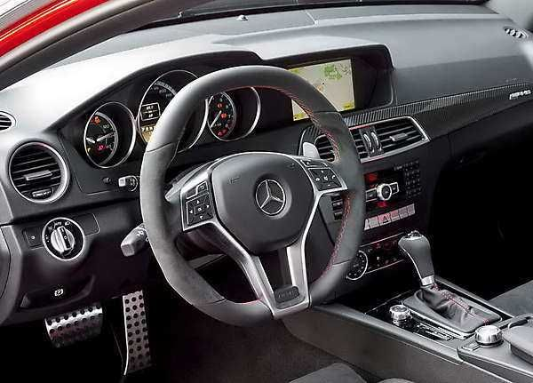 2018 2019 Mercedes C63 Amg Black Series Coupe The New