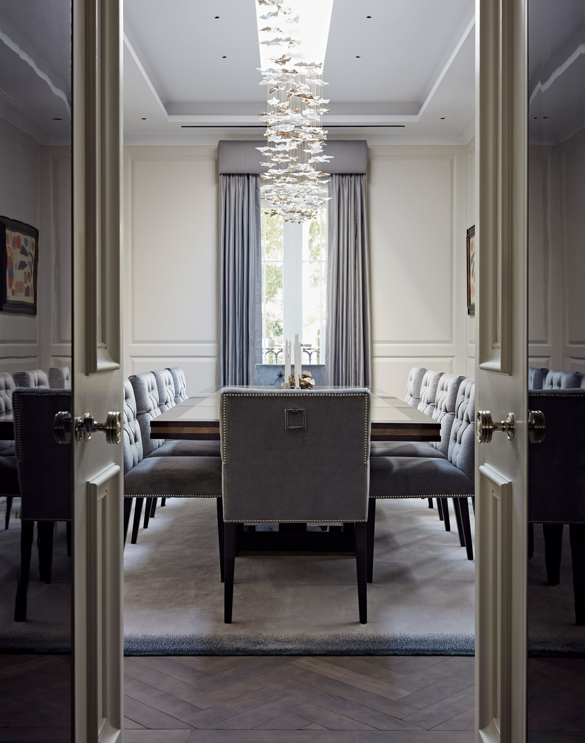 Primrose Hill Taylor Howes Dining Room In 2019 Luxury
