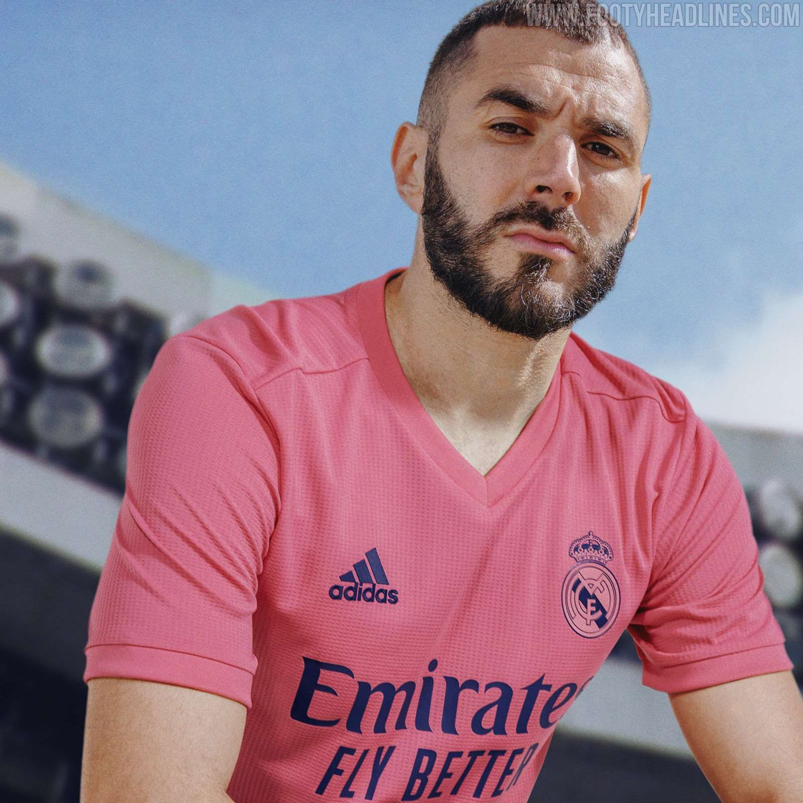 Real Madrid 20 21 Away Kit Released Footy Headlines In 2020 Real Madrid Madrid Football Shirts