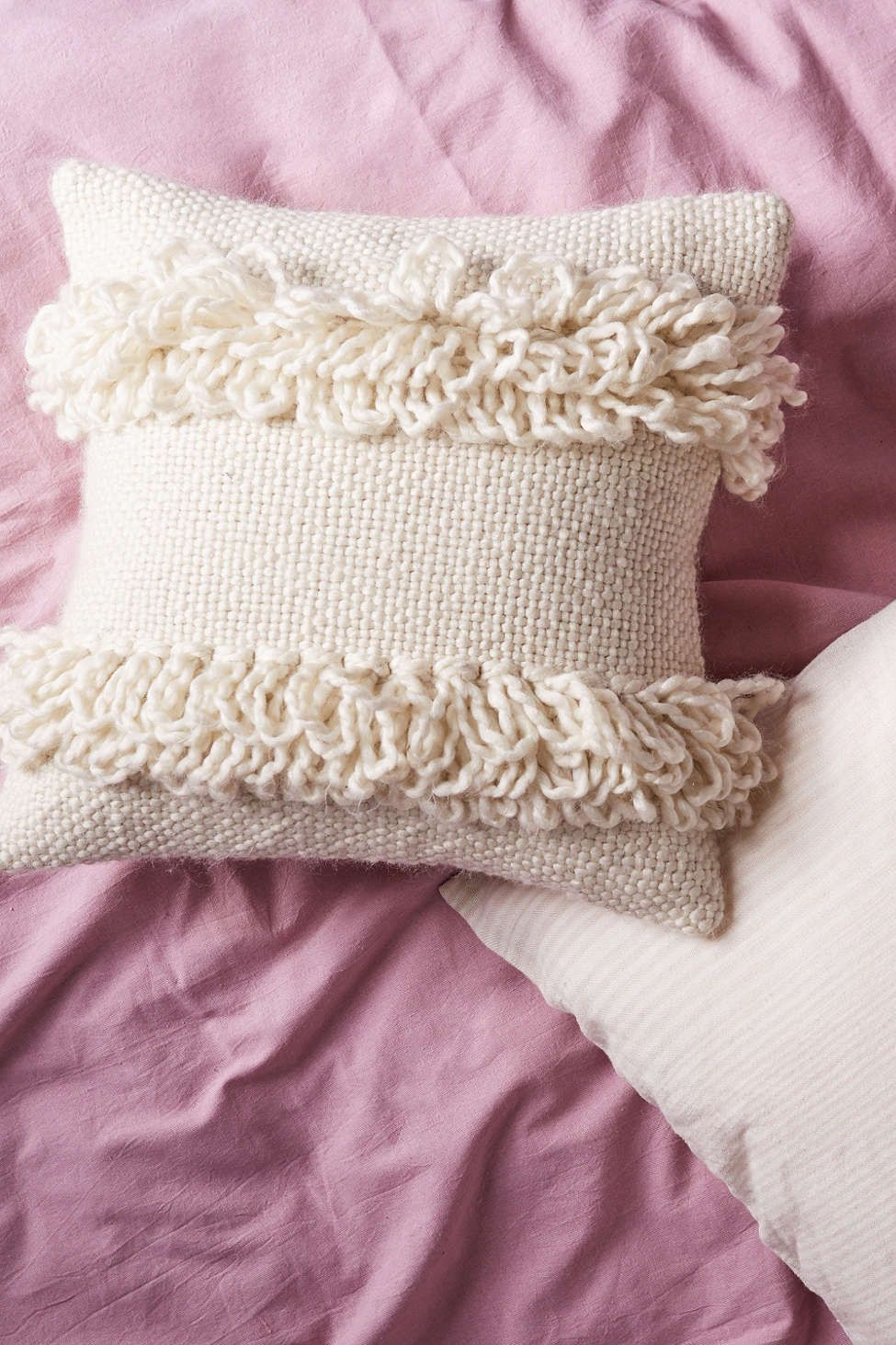 Assembly Home Loopy Pillow Urban outfitters bedding