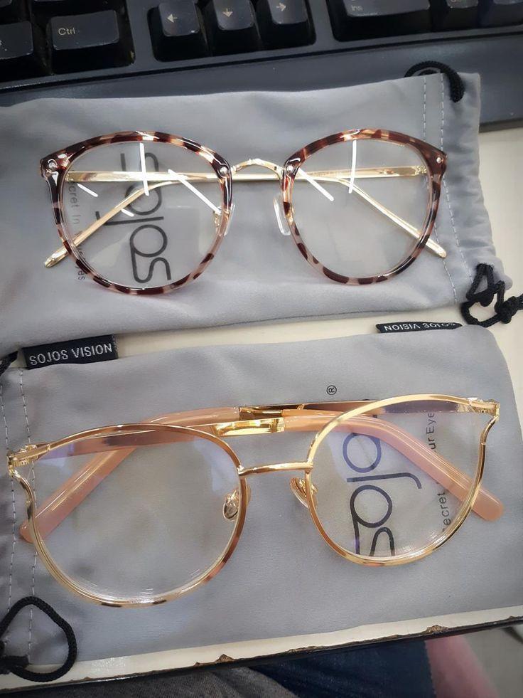 Photo of Brillenrahmen Mode Vintage Black Metal Optische Rahmen Brillen …