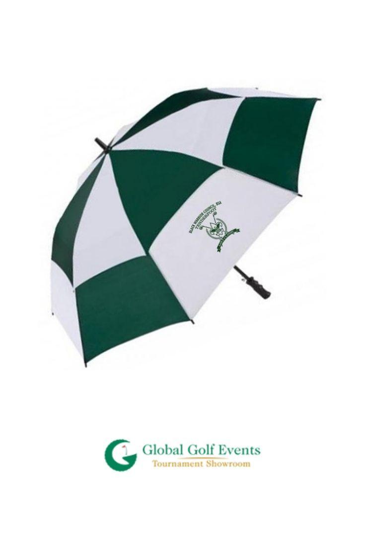 Custom Logo 62 Golf Umbrella with Your Logo #golfumbrella