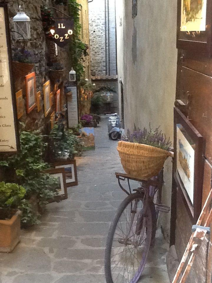 Cortona, beautiful