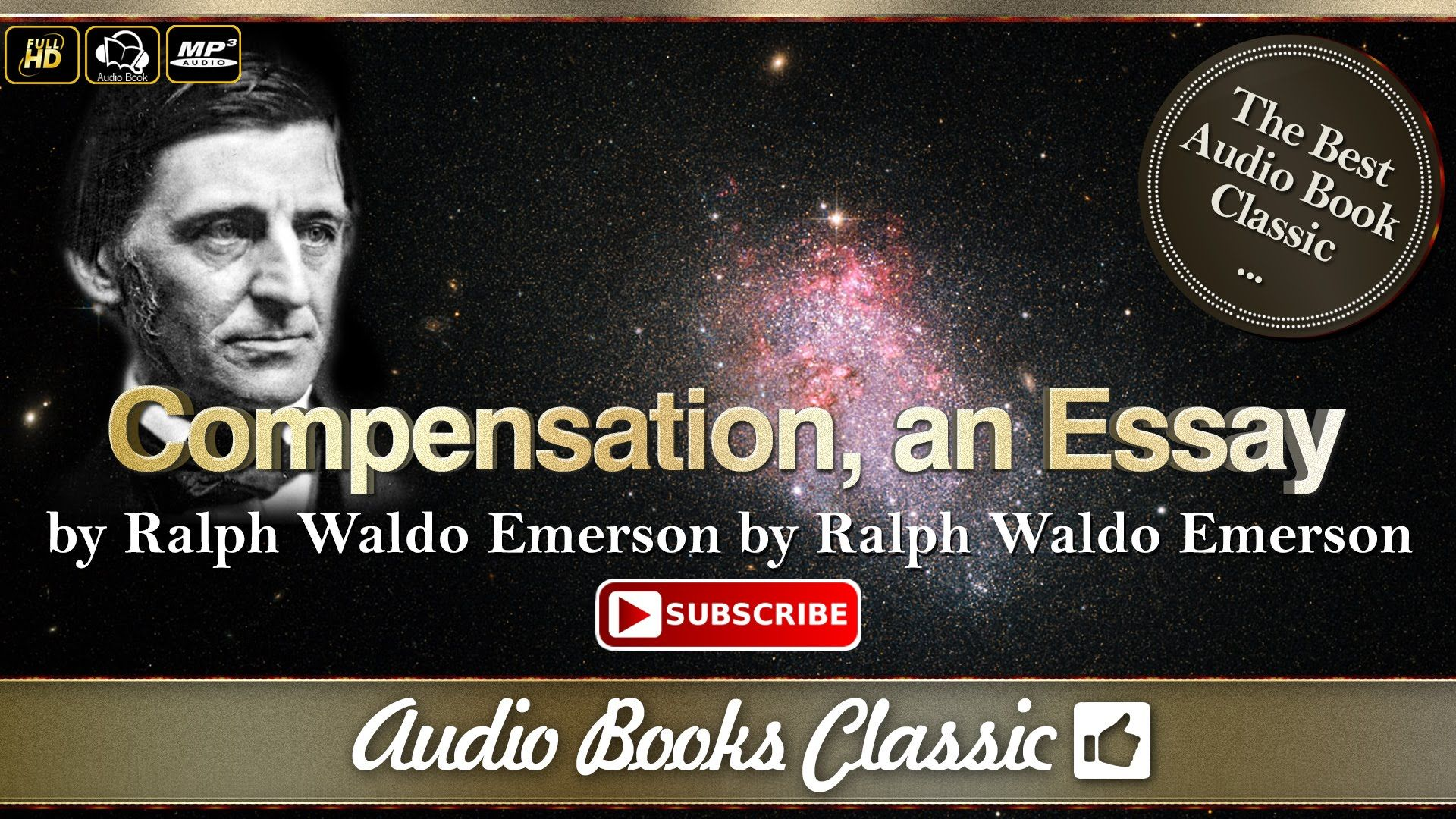 compensation an essay by ralph waldo emerson by ralph waldo  compensation an essay by ralph waldo emerson by ralph waldo emerson