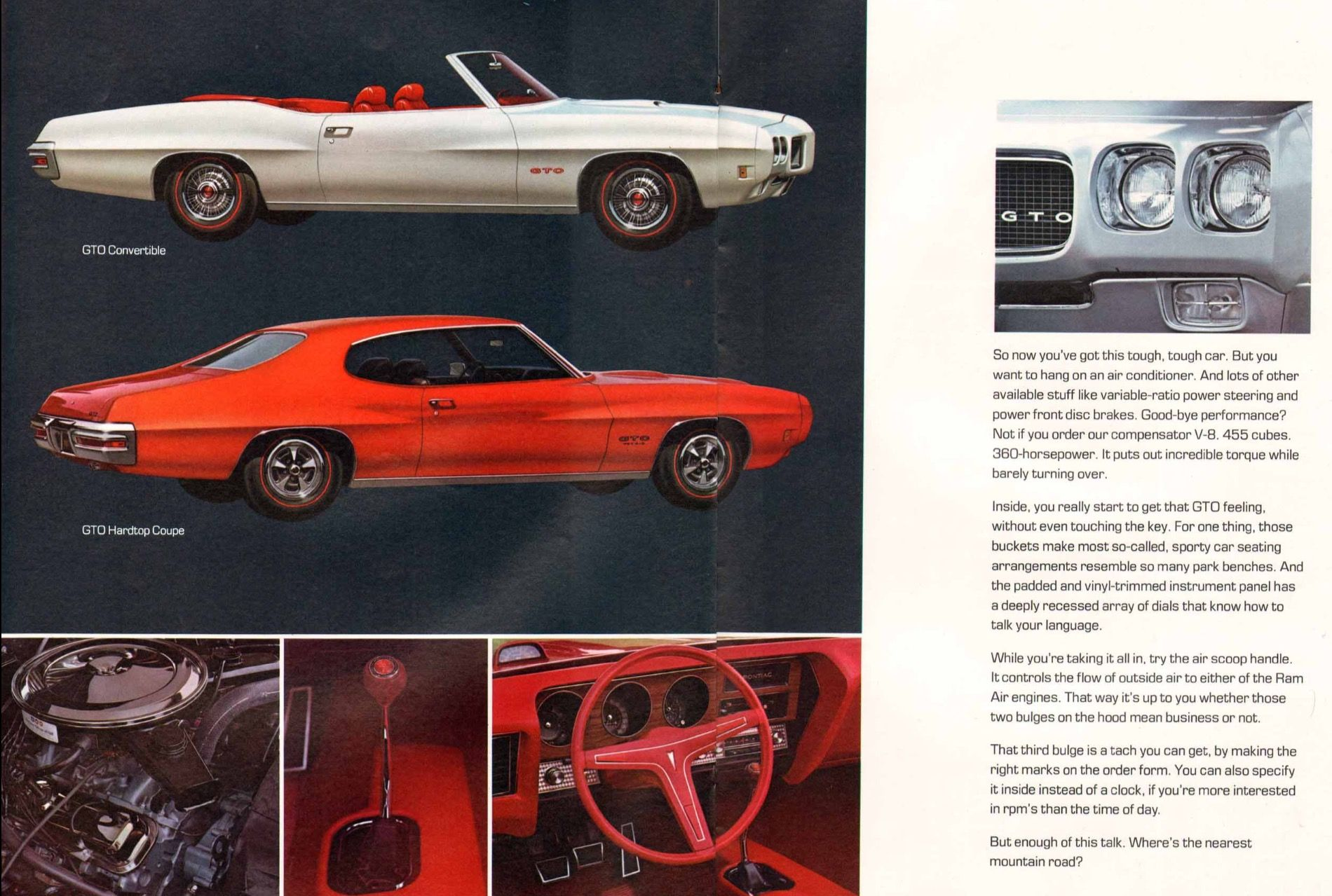 Pin By Herve Tonnel On Americaines Pontiac Car Ads American Muscle Cars