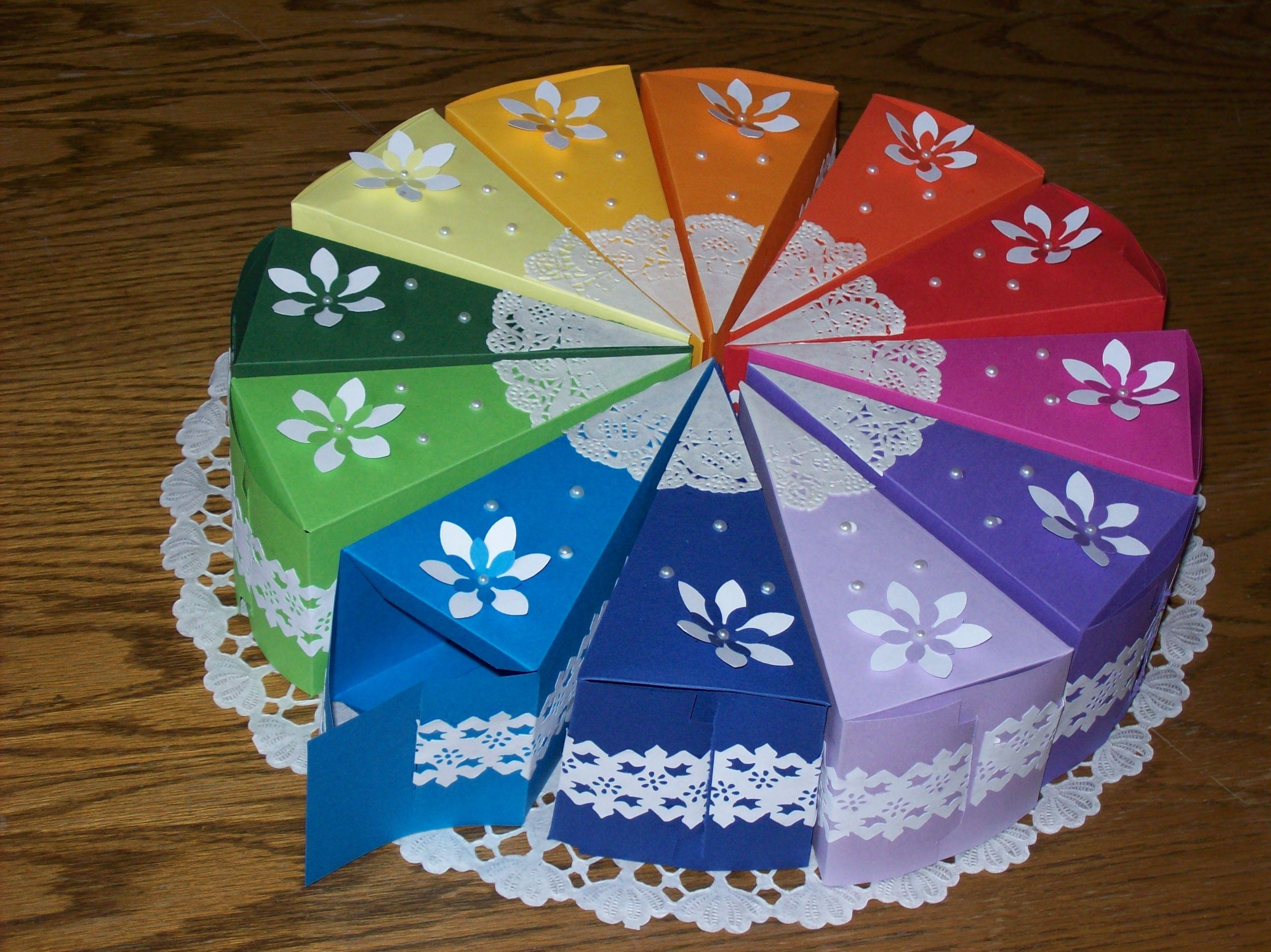 готовы как сделать торт из бумаги с пожеланиями хотите