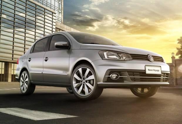 Nuevos Volkswagen Gol Trend Y Voyage 2016 Por Ahora Solo En Brasil Http Ow Ly Yehfv Volkswagen Volkswagen Gol Gol Trend