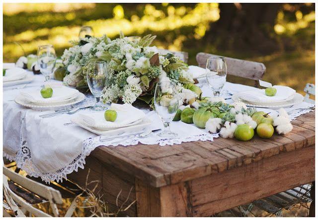 Wedding Table Arrangements Ideas