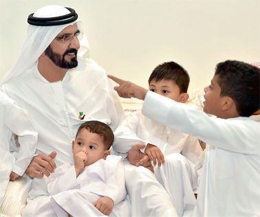 Shaikh Mohammed opens 'Family Village', loving home for orphans in Dubai - See more at: http://www.one1info.com/article-Shaikh-Mohammed-opens-Family-Village-loving-home-for-orphans-in-Dubai-5051#sthash.ceZVtaGQ.dpuf