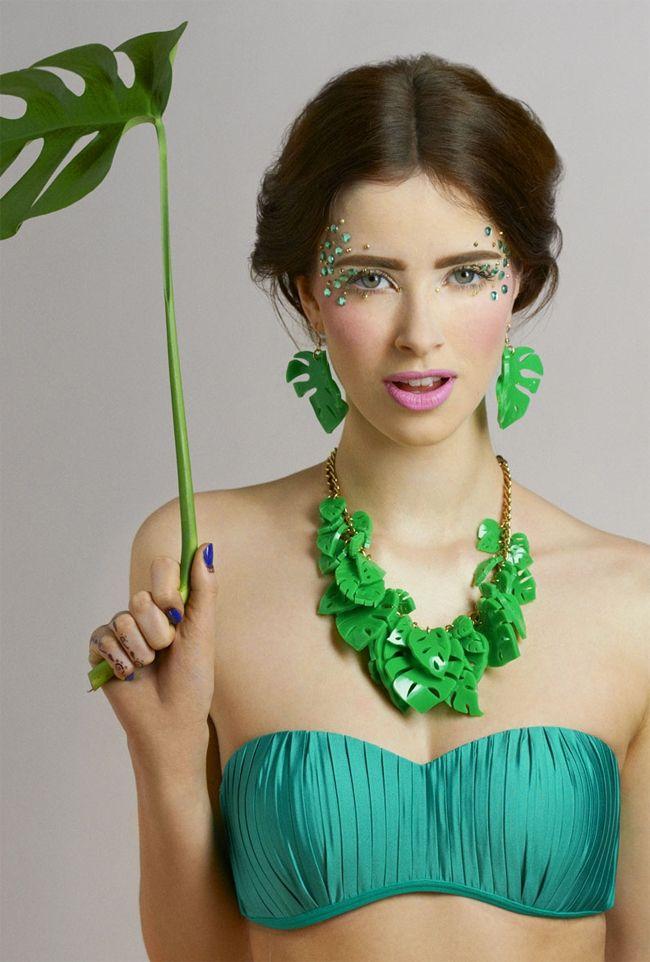 Inspiración DIY: Joyas de plexiglas | Cosas para ponerme | Pinterest ...