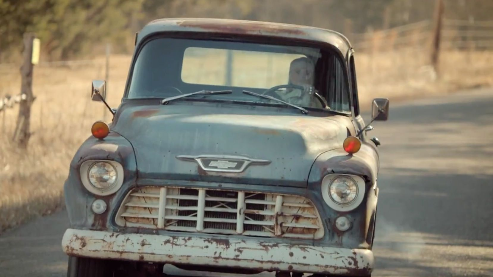Chevrolet 3100 1955 Car Driven By Miranda Lambert In Automatic