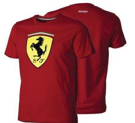 Ferrari-Tee-Shirt-Homme-Ferrari-Classic-Officiel-0  651356b9ad9