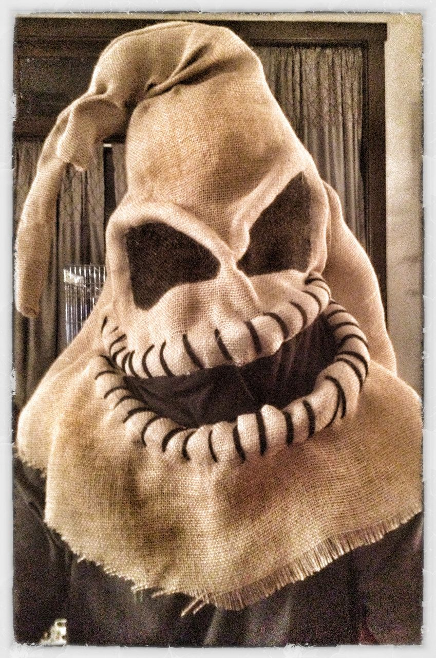 Oogie Boogie Nightmare Christmas Costume Size